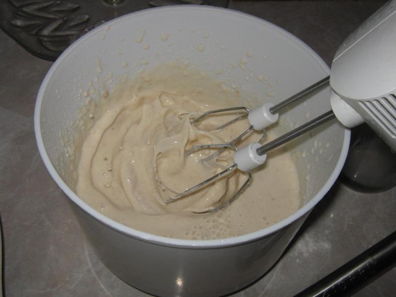 Рецепт блинов на кислом молоке